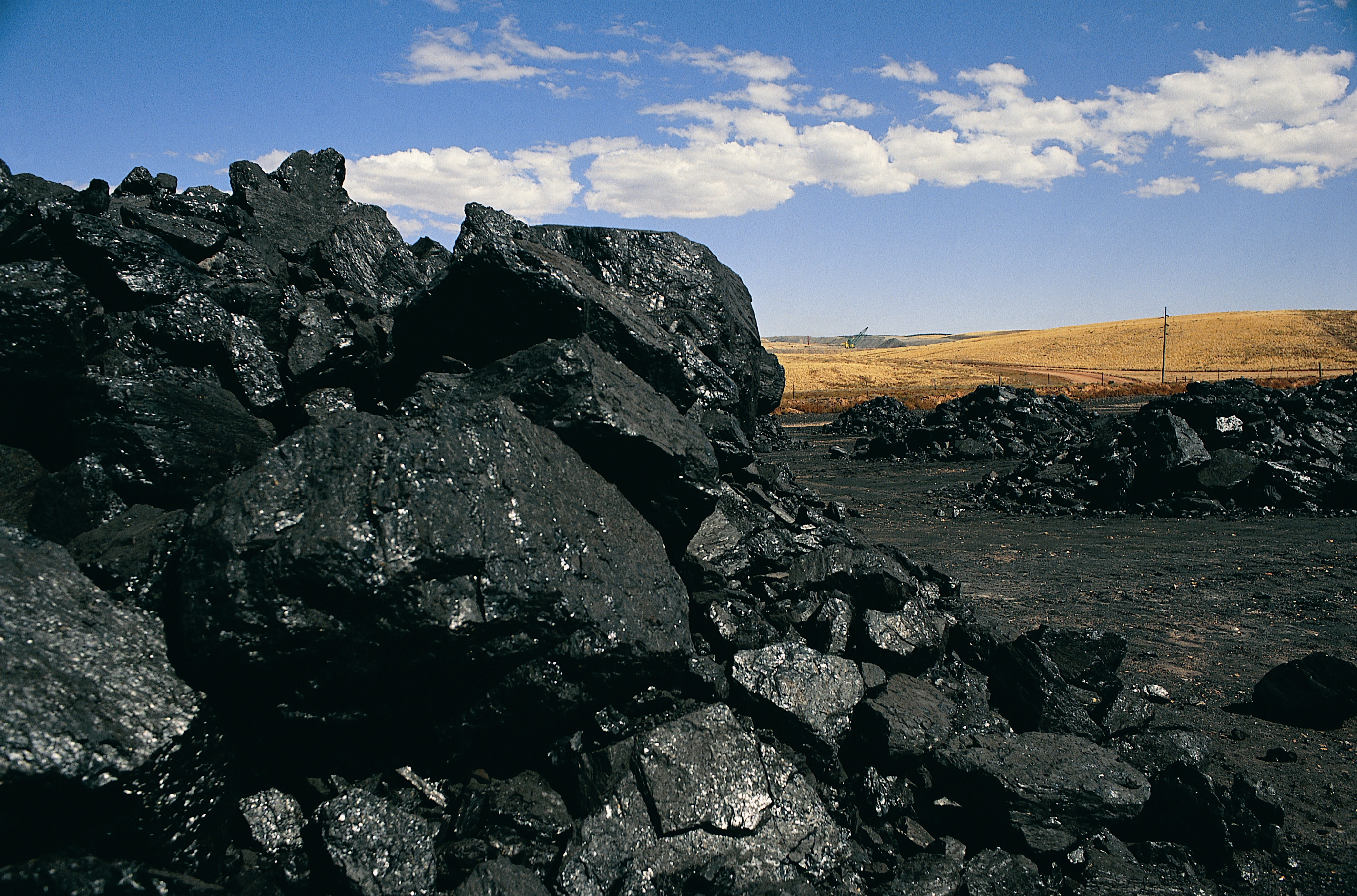 Natural Resources Coal And Oil